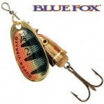 Cuiller Vibrax Shad P Blue Fox