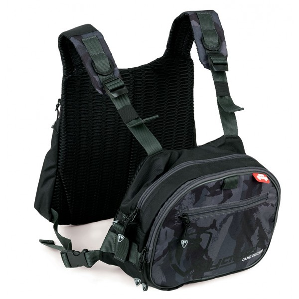 Chest pack Camo tackle Vest Fox Rage