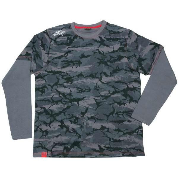 T-shirt Camo longues manches Fox Rage