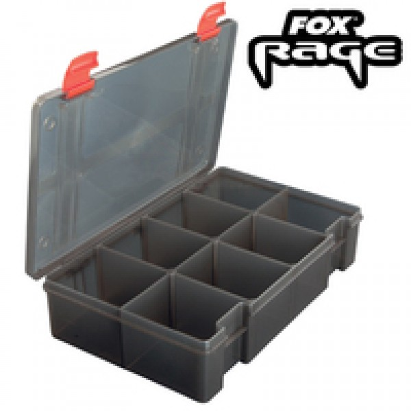 Boîte Stack n' store 8 compartiments Fox Rage