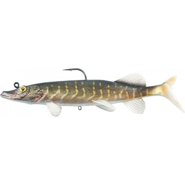 Leurre souple Replicant realistic Pike 20 cm Fox Rage
