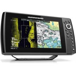 Sondeur GPS Helix 10 Mega SI+  G3N Humminbird