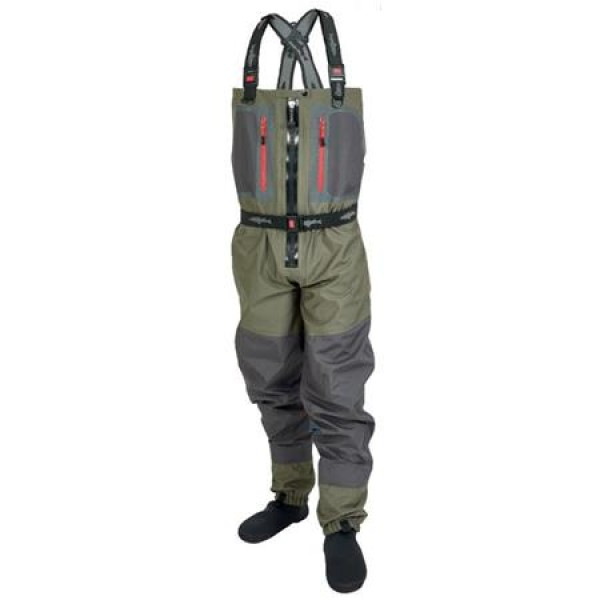 Waders Evolution Zip Stocking HYDROX JMC