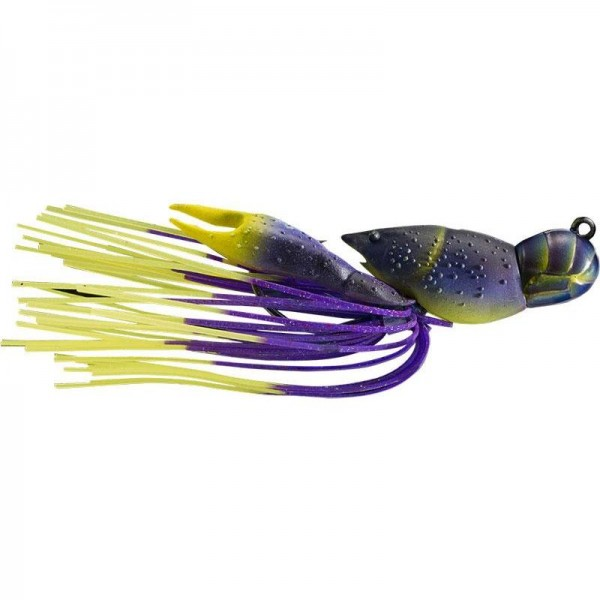 Rubber Jig Hollow body Craw 4.5cm Live Target