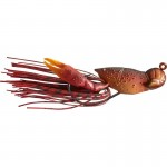 Rubber Jig Hollow body Craw 5cm Live Target