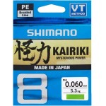 Tresse Kairiki Verte SX8 150m Shimano